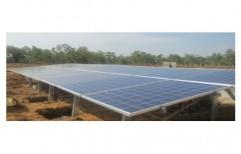 Solar Power Plant by Oscar Electricals