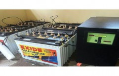 Solar Tubular Battery by Sun Technologies