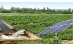 5 - 20 HP 101 to 300 m Solar Submersible Water Pump, For Agriculture