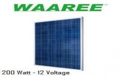 200 Watt Solar Panel-12 Voltage by Newtronics Green Energy
