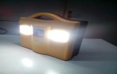 6w Solar Home Lighting System by Nakshtra Solar Solution