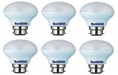7 W DC LED Bulb by Sun Solar Products