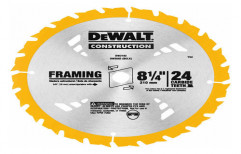"8-1/4"" 24T Carbide Thin Kerf Circular Saw Blade (Bulk) by Oswal Electrical Store"