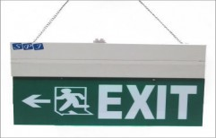 Fire Exit Light by SPJ Solar Technology Private Limited