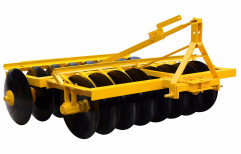 Heavy Trailed Offset Disc Harrow by Jain Agro Industries