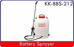 Knapsack Battery Sprayers by Oswal Electrical Store
