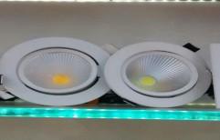 LED Cob Downlight by Akshay Solar Technology