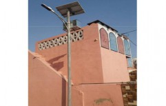 LED Solar Street Lighting System by Odema Renewables India Private Limited