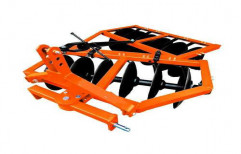 Mounted Offset Disc Harrow by Rathi & Company