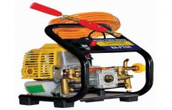 Kisankraft Portable Petrol Power Sprayer With 15m Pipe