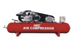 Reciprocating Air Compressor by National Equipment Company