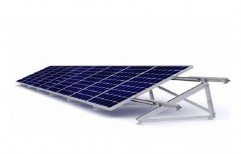 Rooftop Solar Panel Mounting Structure by Eyconic World Compu Solar Solutions Private Limited