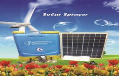 Solar Agriculture Sprayer by Koundinya Industries
