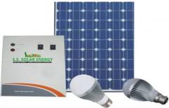 Solar Home Light by S. S. Solar Energy