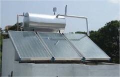 Solar Hot Water Heater by Steelhacks Industries