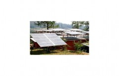 Solar Power Solutions for Mini Offices by Transition Solutions