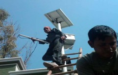 Solar Street Lighting Installation Service by Odema Renewables India Private Limited