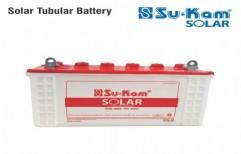 Solar Tubular Battery 200 Ah C10 by Sukam Power System Limited