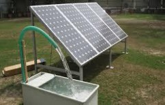 Solar Water Pump by Tantra International