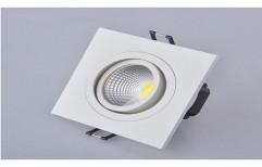 Square LED Downlight by Veetraag Solar System