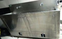 Surgical Scrub Sink by Gaurav Sanjivani Technicals