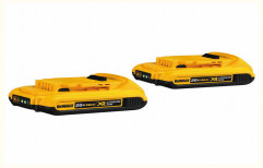20V MAX Compact XR Lithium Ion 2-Pack Battery by Oswal Electrical Store