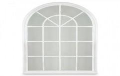 Arched Window by Prajwal UPVC Windows