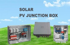 Array Junction Box by Sunflare Solar Private Limited