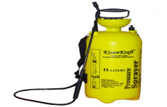 Hand Operated Pressure Sprayer by Kisankraft  Limited