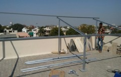 Mounting Structure by Eyconic World Compu Solar Solutions Private Limited