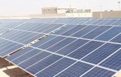 On Grid Solar Power Plant by Watt Else Enterprises Private Limited