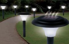 Outdoor Solar Light by S. S. Solar Energy