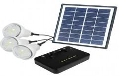 Solar Home Light Systems by S. S. Solar Energy