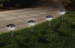 Solar LED Garden Light by Veetraag Solar System