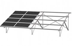 SOLAR PANEL MOUNTING STRUCTURE by MAP Infra Engineers India Private Limited
