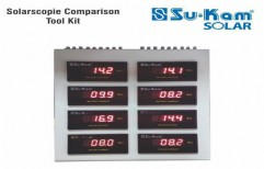 Solarscopie Comparison Tool Kit by Sukam Power System Limited