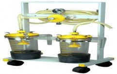 Theater Suction Trolley by Helix Private Limited