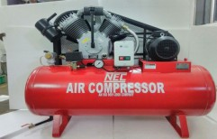 Two Stage Reciprocating Air Compressor by National Equipment Company