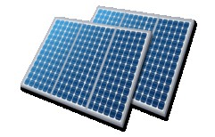 Vam Solar 60w/12v Polycrystalline Solar Panel by Vam Solar Power LLP