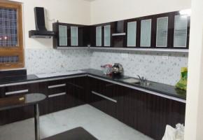 modular kitchen by Urban India Furniture