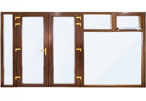 Casement UPVC Doors by SkillsTech Building Solutions