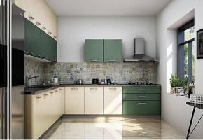 Modular Kitchen by rishav kutchen
