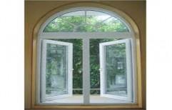Arch Windows by Parmar Fibre Art