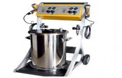 Electrostatic Powder Spray Equipment by National Enterprises