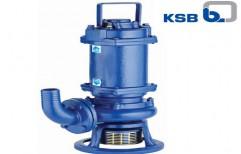 Rain Water Dewatering Pumps Hire by Sanas Engineering Services
