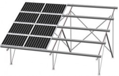 Solar Panel Mounting Structure by Amkay Engineering