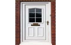 UPVC Door Installation Service by Floor Plan
