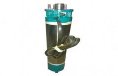 Vertical Submersible Pump by Raj Industries