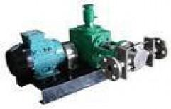 Viscous Slurry Transfer Pump NPE 9031, Max Flow Rate: 800 LPH