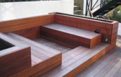 Outdoor Deck wood by Beautex Industries